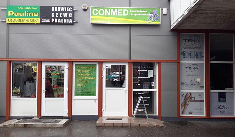conmed - sklep rehabilitacyjny Gdańsk